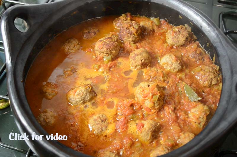 Meatballs fiesta