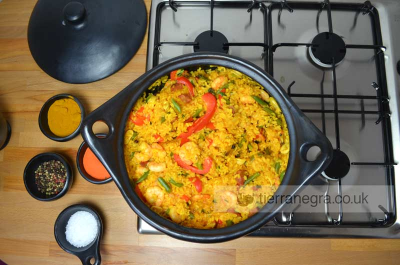 Recipe: Seafood Paella